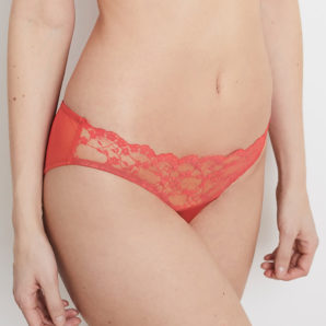 Sophia Red Lace Knickers