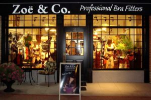 Introducing Our Newest Stockist Zoë & Co., Professional Bra Fitters
