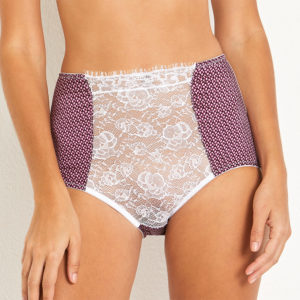 Lily High Waist Knicker 12